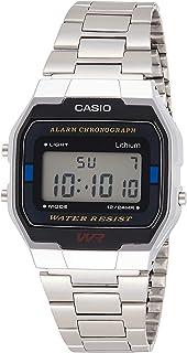 Casio A163WA-1QES no color / pattern size Uni