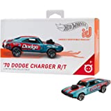 Hot Wheels iD 压铸汽车模型 Jungen 70 Dodge Charger R/T 多色