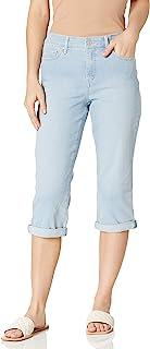 Gloria Vanderbilt 女式直筒七分裤