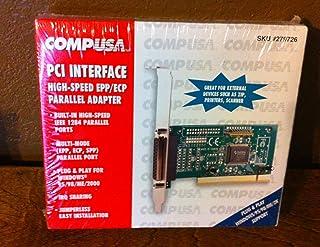 PCI 接口高速Epp/ecp 并行适配器