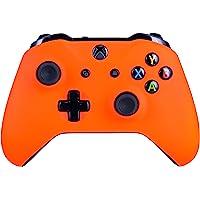 Xbox One Soft Touch Wireless Controller (Orange)