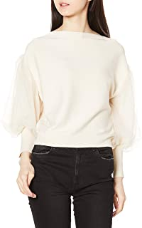 Celford 薄纱针织套头衫 CWNT211016 女士