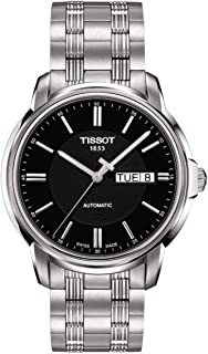TISSOT 天梭 瑞士品牌 海星自动 III系列机械手表 男士碗表 T065.430.11.051.00