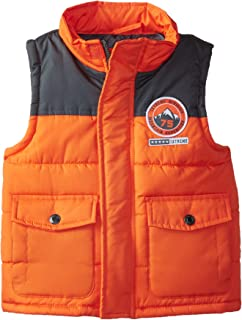 iXtreme Little Boys' Polyester Puffer Vest