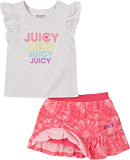 Juicy Couture 女婴滑板车 2 件套