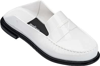 Melissa Bend 女士软帮鞋 白色 8 M US