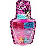 L.O.L. Surprise! Color Change Nail Art by Horizon Group USA…