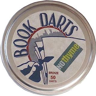Book Darts 50 青铜线标记