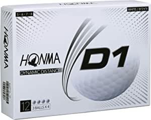 本间高尔夫 HONMA 高尔夫球 D1