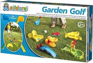 alldoro 60066 花园高尔夫套装,多色