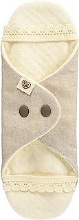 REMEDY GARDEN 内衬 S尺码 双面穿着(防水无)&垫1件装(猫足花纹天竺/亚麻)