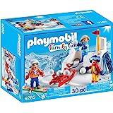 Playmobil 9283 – 打雪仗