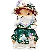 PIEARTH 珠宝盒 兔子夫人 414-1