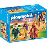 PLAYMOBIL 9497 玩具-配件 DREI 国王,男女皆宜的儿童