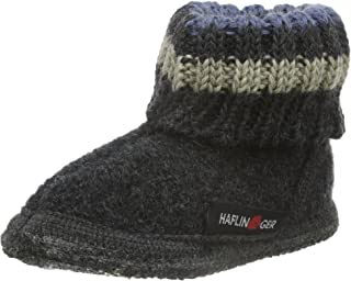 HAFLINGER Hüttenschuh Paul High 中性