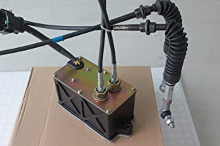 Blueview 节流阀电机,ActuATOR 调节器 247-5212,2218767 带 7 针插头,适用于 Caterpillar 312C,320C 挖掘机
