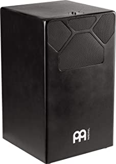 Meinl Percussion 数字卡套 带十个预编程声音组合 - 用于现场音乐和静音练习 - 波罗的海桦木身体,2 年保修 (MPDC1)