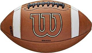 Wilson GST NCAA 皮革比赛用足球