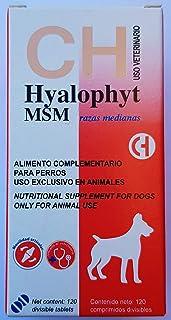 Hyalophyt MSM Mediane * 120 片