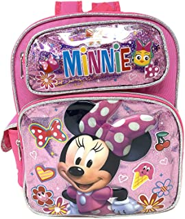 Disney 米妮老鼠 12 英寸幼儿小背包 16162