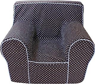 CUB CHAIRS 常规巧克力微点椅套泡沫儿童椅套
