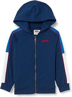 Levi's 李维斯儿童女童连帽运动衫