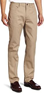 Lee 男士 修身经典款直筒牛仔裤 口袋