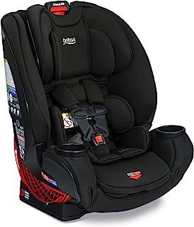 Britax 宝得适 One4Life ClickTight 一体式汽车*座椅 – 10年使用 – 婴儿,可转换,助推器 – 5-120磅 – *水洗面料,日蚀黑色