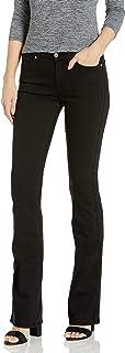 7 For All Mankind 女式 Kimmie 常规版型靴型牛仔裤