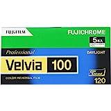 Fujifilm 富士 胶片 反转胶片 Fujichrome Velvia 100 12张 5个 120 VELVIA1…