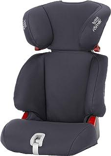 Britax 宝得适 Römer 儿童汽车安全座椅 适用于3.5-12岁儿童/15-36kg DISCOVERY SL 儿童汽车座椅 2/3组类,风暴灰