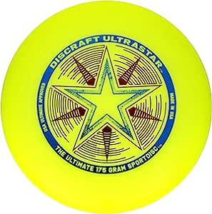 Discraft 175 克 Ultra Star 运动圆盘