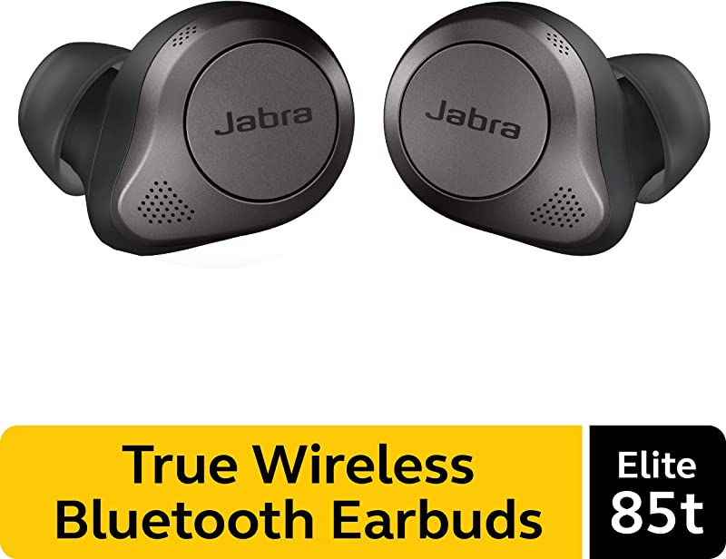 Jabra 捷波朗 Elite 85t True 真无线耳机 镇店之宝¥1191.84 天猫¥2279
