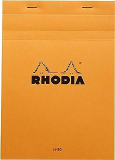 RHODIA 罗地亚 法国 经典上翻笔记本 橙色 N16横线 16600