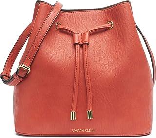 Calvin Klein Gabrianna 新颖水桶式单肩包
