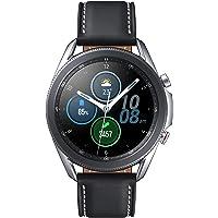 Samsung 三星 Galaxy Watch3(45毫米,GPS,蓝牙,解锁LTE),神秘银色(美国版)