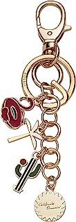 Fossil 女式礼品不锈钢钥匙扣钥匙扣