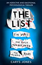 The List: 'A terrifyingly twisted and devious story' that will take your breath away (English Edition)