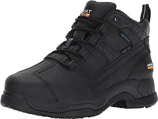 Ariat Work 女士轮廓 H2O 钢头工装靴