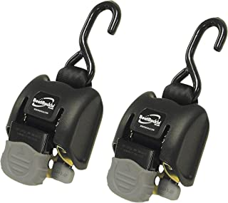 BoatBuckle G2 Retractable Transom Tie-Down, 1 Pair