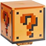 Nintendo 任天堂 小猴子 超级马里奥 问号块台灯 PP2929NN,彩色
