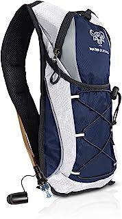 水牛和无双酚 A 的储水罐 - 轻质水袋,配有专门储存,适用于跑步、骑自行车、山地自行车等等