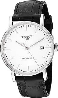 [TISSOT天梭] 腕表 Everytime SWISSMATIC机芯 T1094071603100 男士 黑色