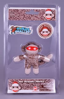 Worlds Smallest Sock Monkey Collectable