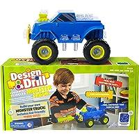 "Educational Insights 设计和钻电玩具车 怪物卡车 ""Multi"""