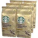Starbucks 星巴克 Veranda Blend Blonde 烤磨咖啡 200g 6包装