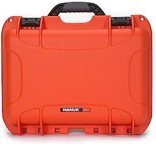 Nanuk 915-0003 915 Waterproof Hard Case, Empty, Orange