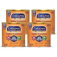 Mead Johnson 美赞臣 Enfagrow优质婴儿过渡幼儿奶粉,9-18个月,Omega 3 DHA,铁,20盎…