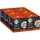 Starbucks 星巴克 Nescafe Dolce Gusto 中度烘焙咖啡胶囊,哥伦比亚单一产地 (6件,共72粒…