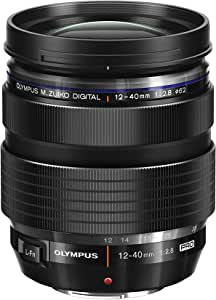 Olympus M.ZUIKO DIGITAL ED 12-40 mm 1:2.8 PRO Lens - Black